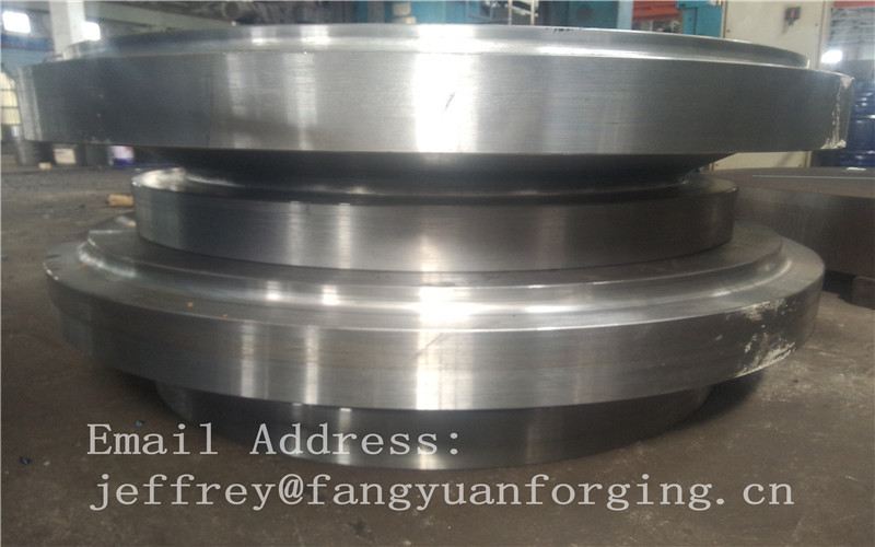F5a Alloy Steel Metal Forgings  / Body Forged Steel Valves  / Rod Forgings